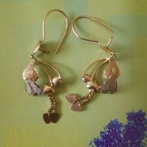 Jewelry - SOLD - Beautiful 18K YG Egyptian Earrings